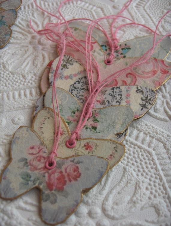 adornos scrap-mariposas