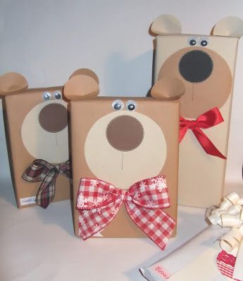10 ideas para decorar regalos navide os - Decorar regalos navidenos ...